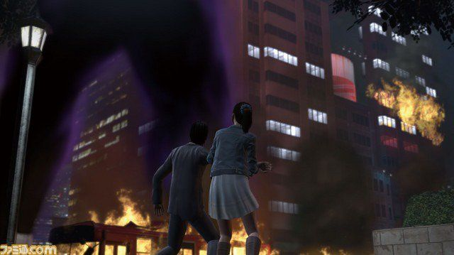 Project City Shrouded In Shadow PS Vita PS4