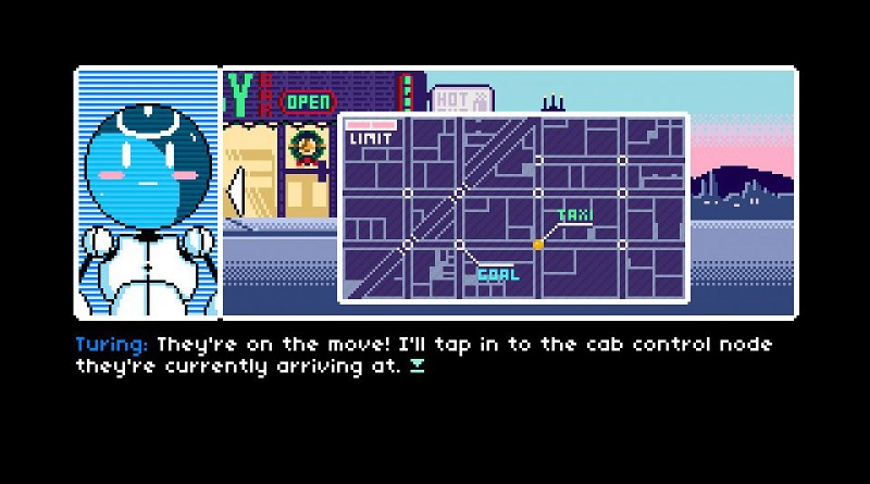 Read Only Memories PS Vita PS4