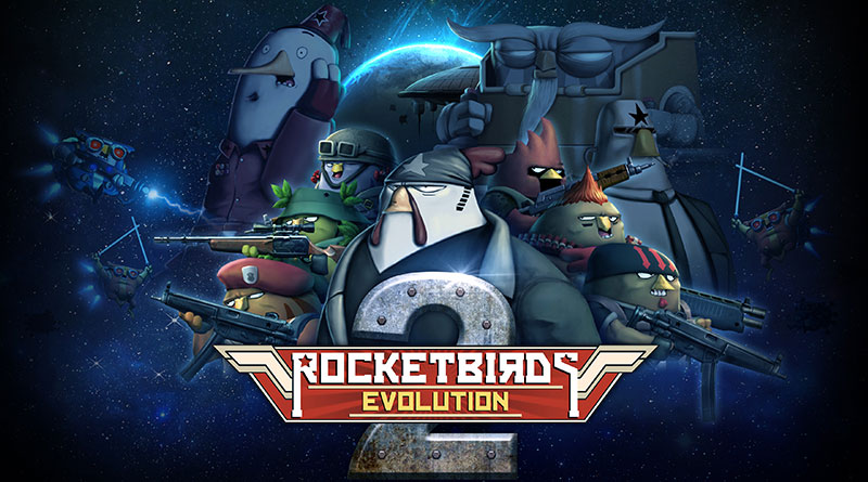 Rocketbirds 2 Evolution PS Vita PS4