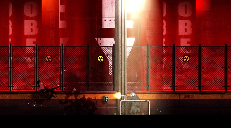 Rocketbirds: Hardboiled Chicken PS Vita