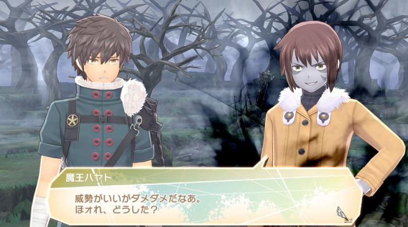 Summon Night 6: Lost Borders PS Vita PS4