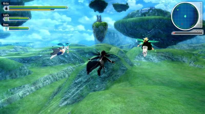 Sword Art Online: Lost PS Vita PS4