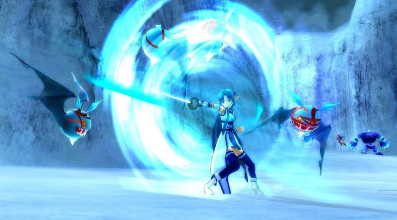 Sword Art Online: Lost PS Vita PS4