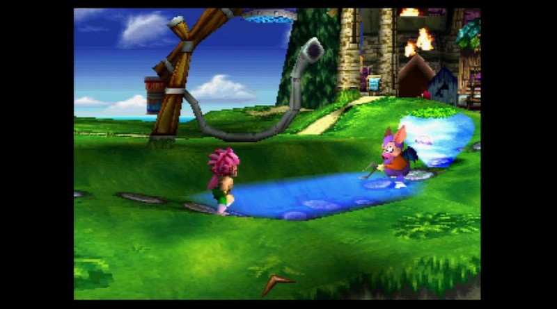 PSOne Classic Tomba! 2: The Evil Swine Return PS Vita PSP PS3