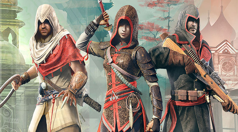 Assassin S Creed Chronicles Out Today For The Ps Vita In North