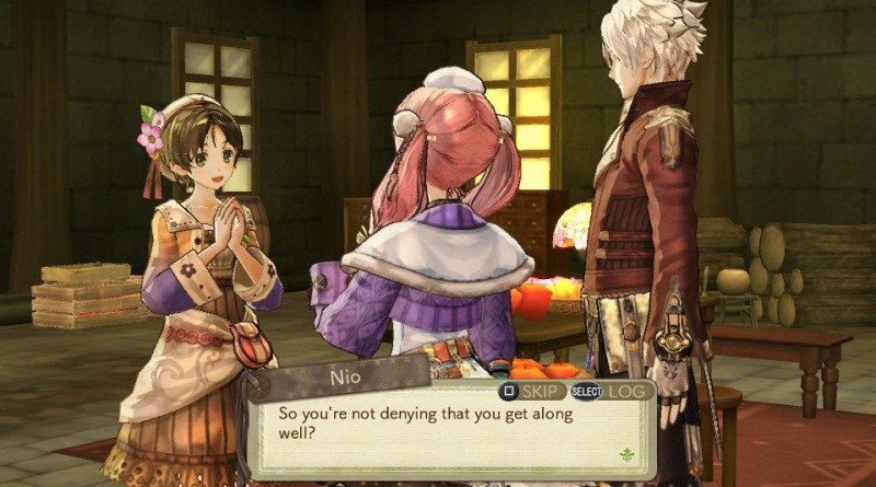 Atelier Escha & Logy Plus: Alchemists of Dusk Sky PS Vita