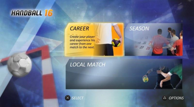 Handball 16 PS Vita