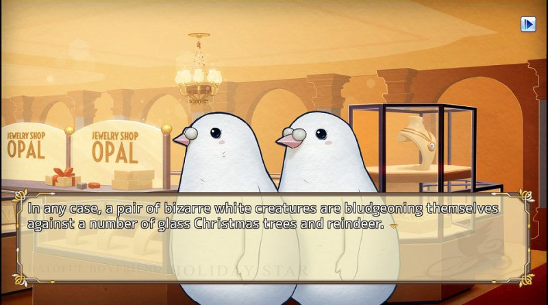 Hatoful Boyfriend: Holiday Star PS Vita PS4