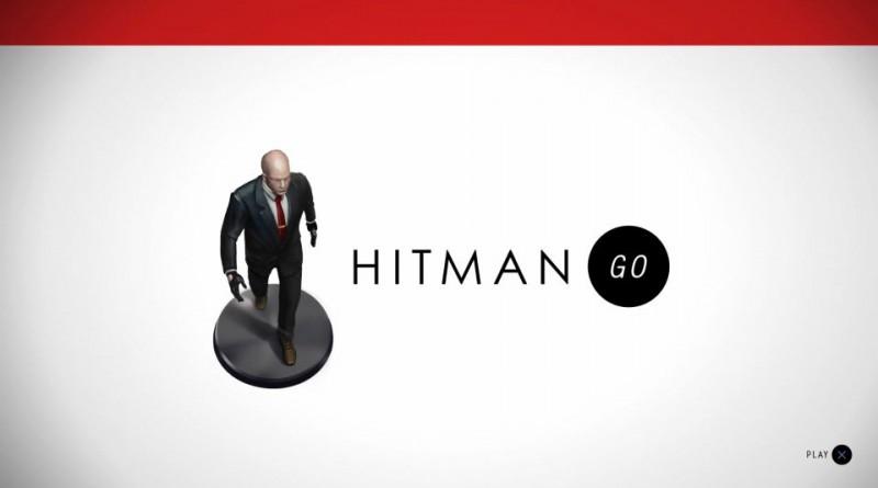 Hitman GO PS Vita PS4