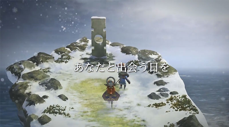 I Am Setsuna PS Vita