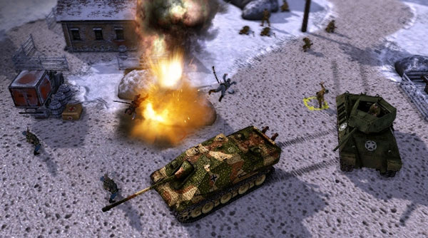 Legends of War: Patton PS Vita
