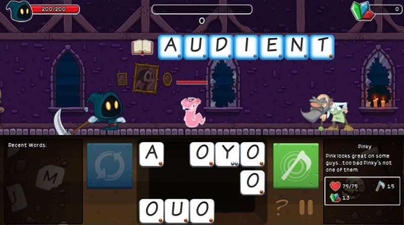 Letter Quest: Grimm's Journey Remastered PS Vita PS4