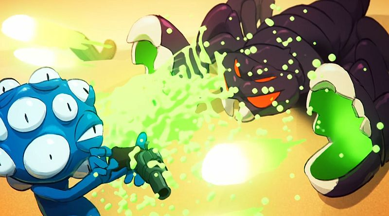 Nuclear Throne PS Vita PS4