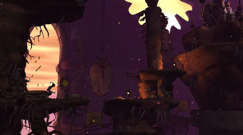 Oddworld: New 'n' Tasty PS Vita