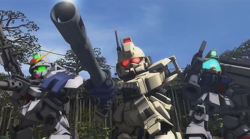 SD Gundam G Generation Genesis PS Vita PS3 PS4