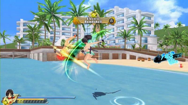 Senran Kagura: Estival Versus PS Vita PS4