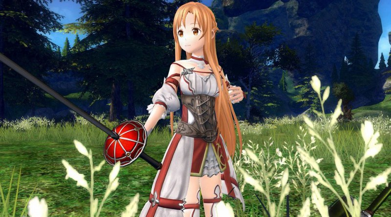 Sword Art Online: Hollow Realization PS Vita PS4