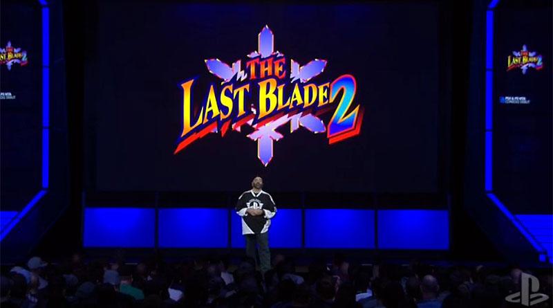 The Last Blade 2 PS Vita PS4