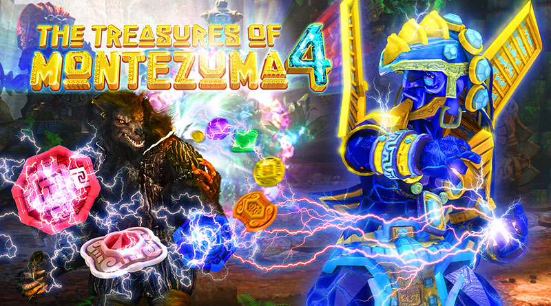 The Treasures of Montezuma 4 PS Vita PS3 PS4