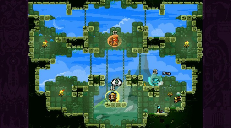 Towerfall Ascension PS Vita