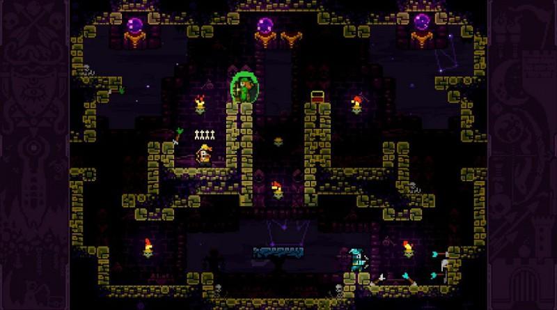 TowerFall Ascension & The Dark World Expansion PS Vita