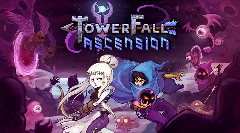 TowerFall Ascension & The Dark World Expansion PS Vita