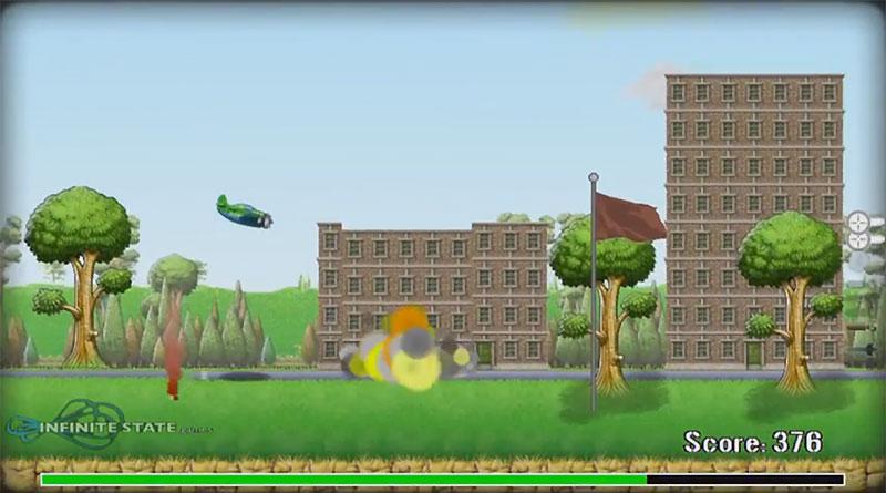 Wing Kings PS Vita PS4