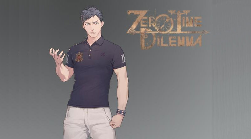 Zero Time Dilemma PS Vita 3DS