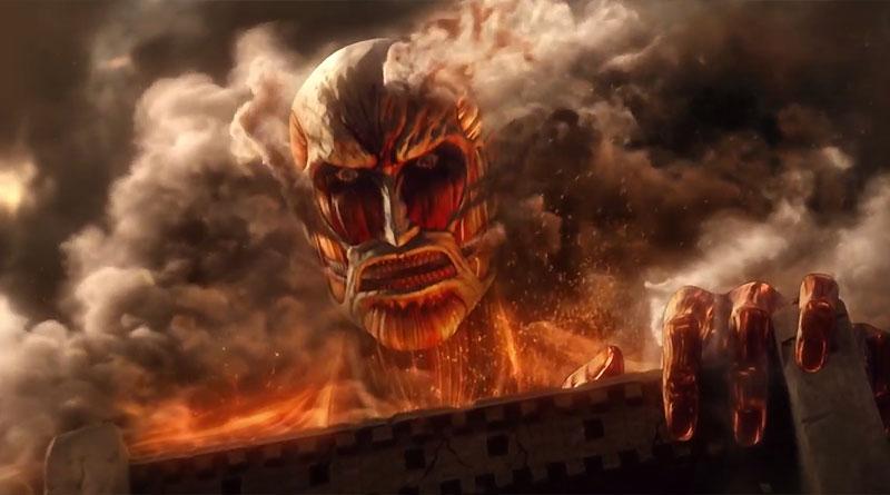 PS Vita - Attack on Titan 2 [Shingeki no Kyojin 2