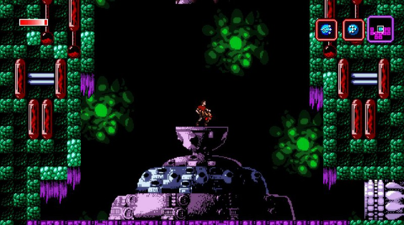 Axiom Verge PS Vita PS4