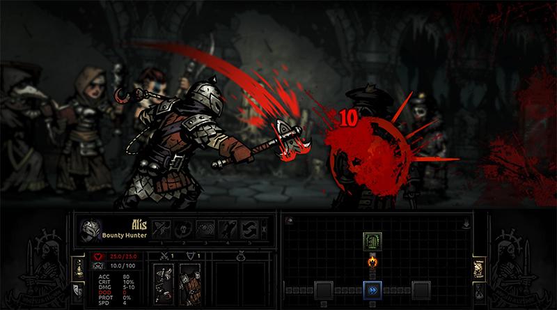Darkest Dungeon PS Vita