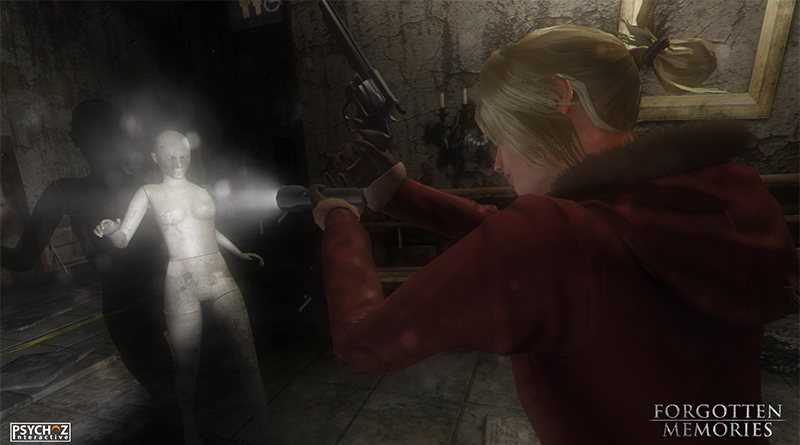 Forgotten Memories Director's Cut PS Vita
