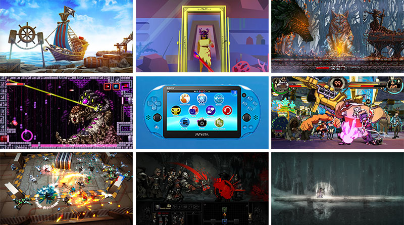Most Anticipated PS Vita Indie Games 2016