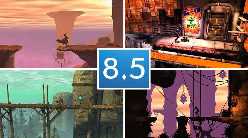 Review: Oddworld: New 'n' Tasty PS Vita