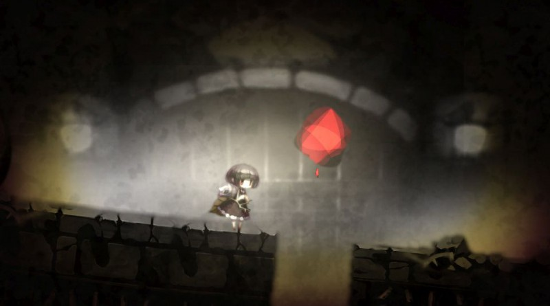 Rose and the Old Castle of Twilight PS Vita