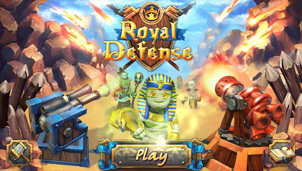 Royal Defense PS Vita
