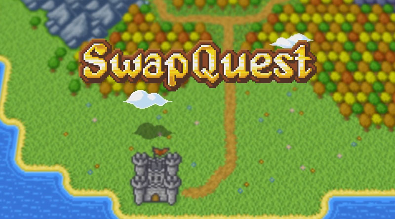 SwapQuest PS Vita