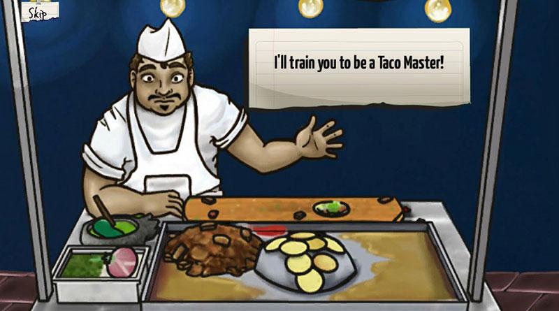 Taco Master PS Vita