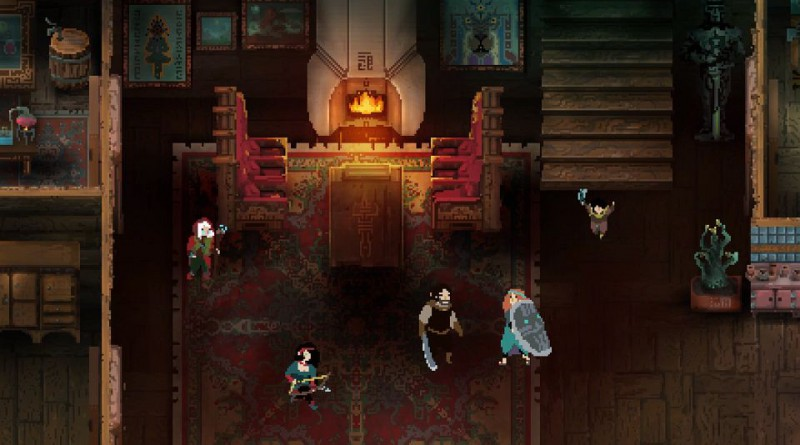 Children of Morta PS Vita PS4