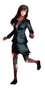 Miharu Matsuhara (female protagonist)