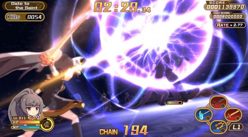 Croixleur Sigma PS Vita PS4