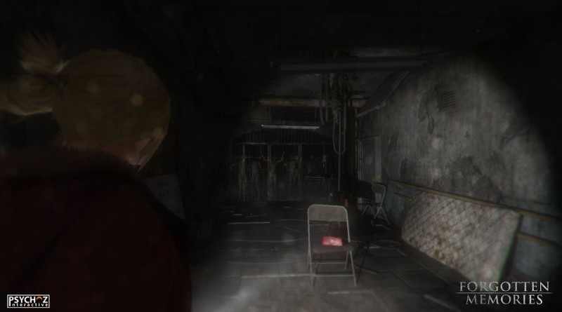 Forgotten Memories Director's Cut PS Vita PS3 PS4