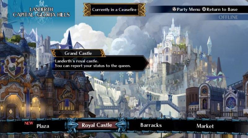 Grand Kingdom PS Vita PS4