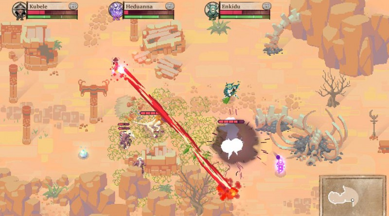 Moon Hunters PS Vita PS4