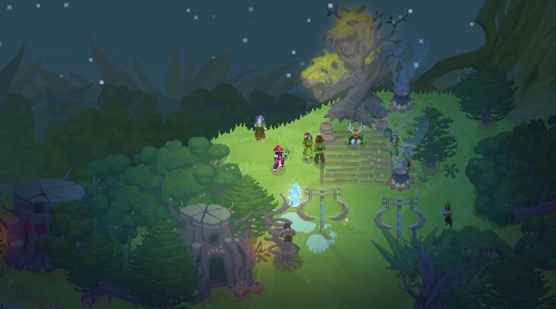 Moon Hunters PS Vita PS4