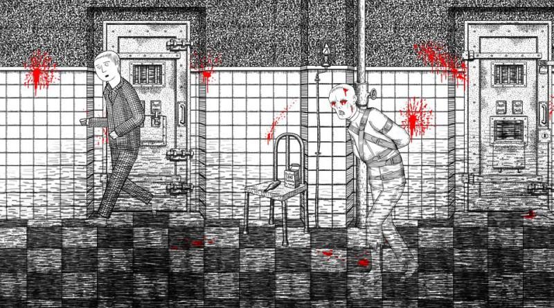 Neverending Nightmares PS Vita PS4