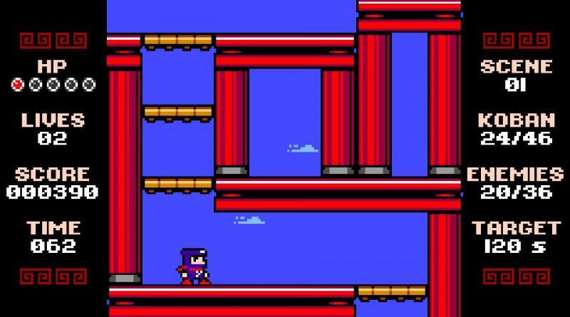 Ninja Senki DX PS Vita PS4