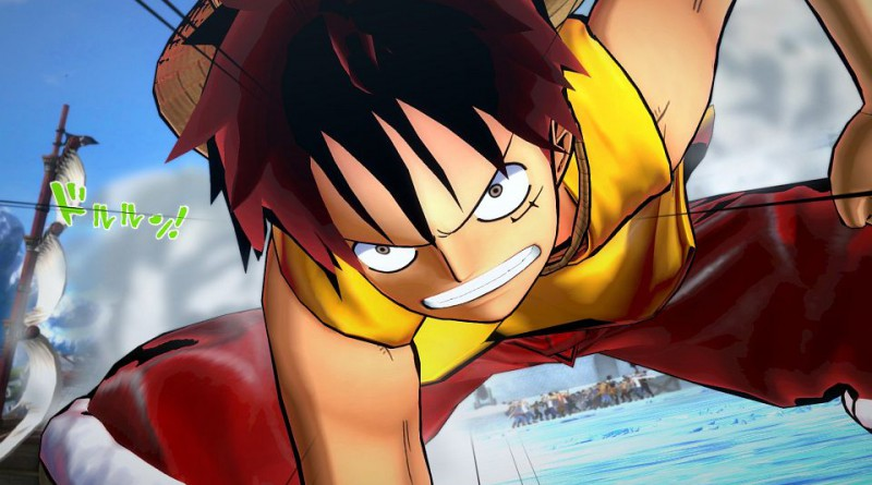 One Piece: Burning Blood PS Vita PS4