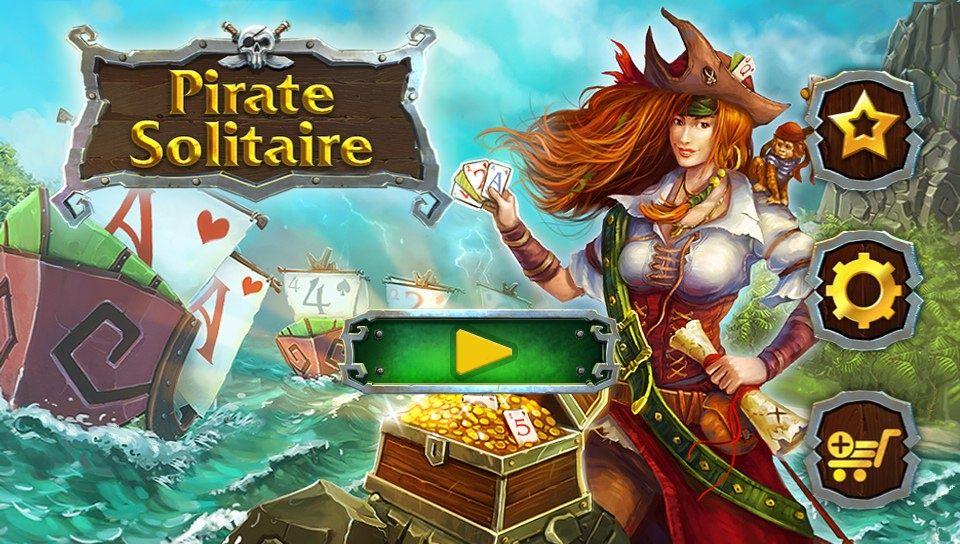 Pirate Solitaire PS Vita