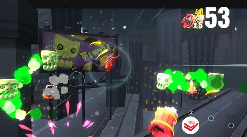 Super Blast Deluxe PS Vita